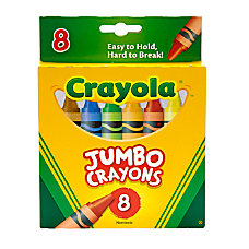 Crayola So Big Extra Large Crayons