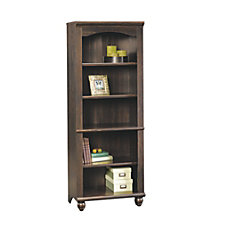 Sauder Harbor View 5 Shelf Bookshelf