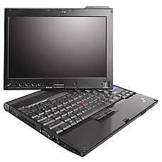 Lenovo ThinkPad X200 Tablet PC 121