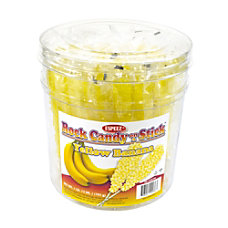 Espeez Rock Candy Sticks 7 Yellow