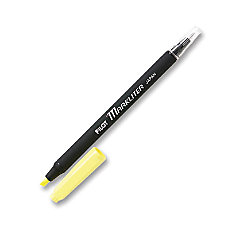 MARKLITER Ball Pen And Highlighter Chisel
