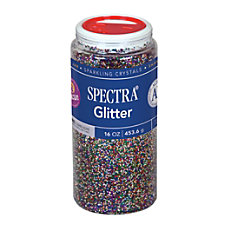 Pacon Glitter Shaker Top Can Multi