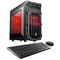 CybertronPC Palladium RX 480M Desktop PC