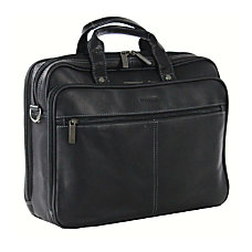 Heritage Leather Laptop Case For 16