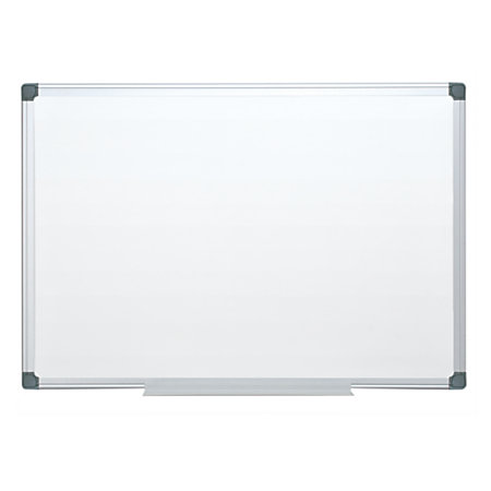 foray magnetic dry erase boards with aluminum frame 24 x 36