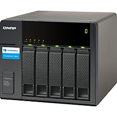 QNAP TX 500P Drive Enclosure Tower