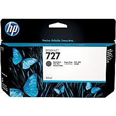 HP 727 Ink Cartridge Matte Black