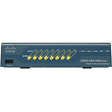 Cisco ASA 5505 10 User Bundle