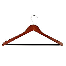 Honey Can Do Hangers Suit Cherry