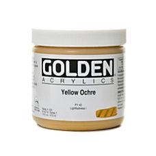 Golden Heavy Body Acrylic Paint 16