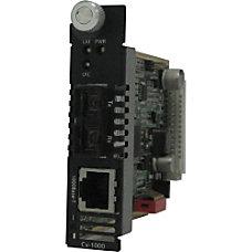 Perle CM 1000 S2SC40 Gigabit Ethernet