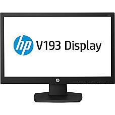 HP Business V193 185 LED LCD