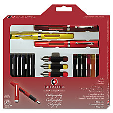 Sheaffer Calligraphy Pen Maxi Kit Fine