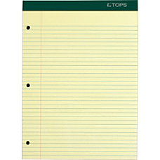 TOPS Double Docket Legal Pad 8