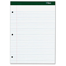 TOPS Double Docket Legal Pad 100