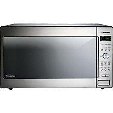 Panasonic NN SD972S Microwave Oven