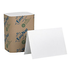 Georgia Pacific EasyNap Embossed Dispenser Napkins