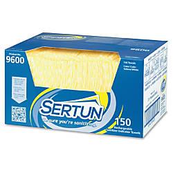 Sertun Rechargeable Sanitizer Indicator Towels Towel