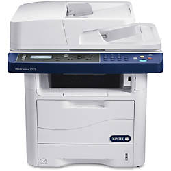 Xerox® Workcentre 3325/DNI Monochrome Laser All-In-One, Printer, Scanner, Copier, Fax