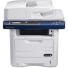 Xerox Workcentre 3325DNI Wireless Monochrome Laser