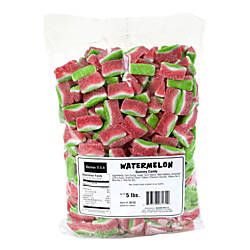 Kervan Sour Watermelons 5 Lb Bag