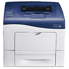 Xerox Phaser 6600N Laser Printer Color