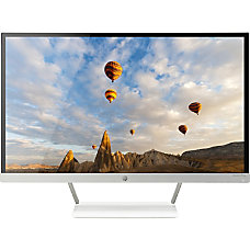 HP Home 27xw 27 LED LCD