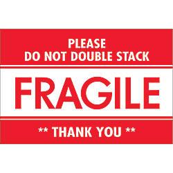 Tape Logic Preprinted Labels Do Not