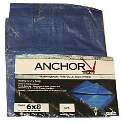 ANCHOR 11035 40X60 POLY TARP WOVEN