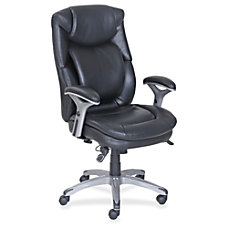 Lorell Executive Chair Bonded Leather 268