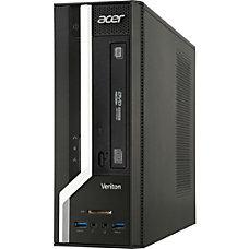 Acer Veriton X2120G Desktop Computer AMD