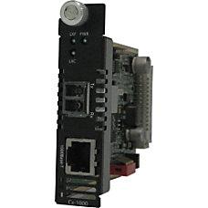 Perle C 1000 S2LC40 Gigabit Media