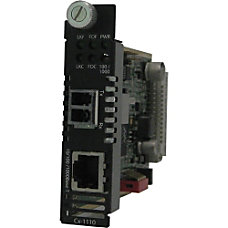 Perle C 1110 S2LC40 Media Converter