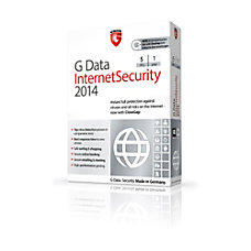 G Data InternetSecurity 2014 5 PC