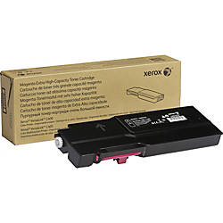 Xerox Original Toner Cartridge Magenta