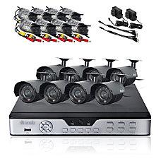 Zmodo 8 CH CCTV Surveillance DVR