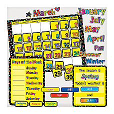 Creative Teaching Press Poppin Patterns Calendar