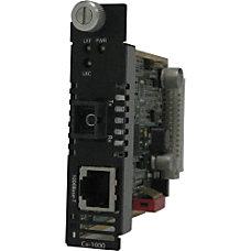 Perle C 1000 S1SC20U Gigabit Ethernet