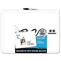 FORAY Magnetic Dry Erase Board 17