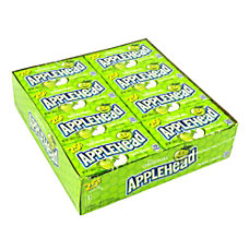 Lemonheads Appleheads 09 Oz Box Pack