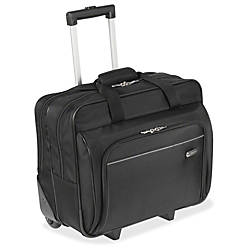 Targus® Laptop Rolling Case, Black