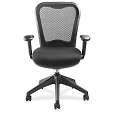 Lorell Mesh back Task Chair with
