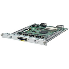 HP MSR 4 Port E1Fractional E1