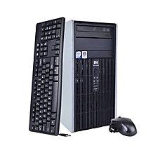 HP Compaq DC5800 Refurbished Desktop Computer
