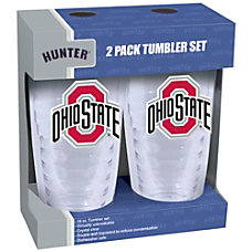 Hunter NCAA Slimline Tumblers 16 Oz