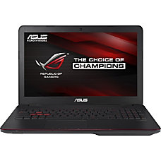 Asus GL551JW DS74 156 In plane
