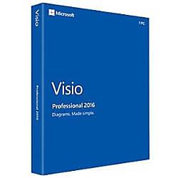 Microsoft Visio 2016 Professional Box Pack