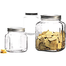 Anchor Cracker Jar Set