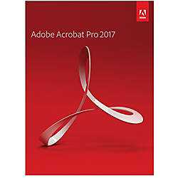 Adobe Acrobat Pro 2017 Windows Download