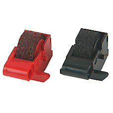 Porelon 78BR Replacement Ink Roller BlackRed
